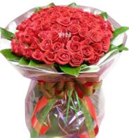 빨간장미100송이 꽃다발