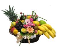 과일꽃바구니 M호