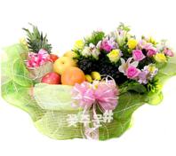 꽃과일바구니778a
