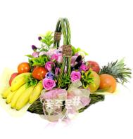 꽃과일바구니991