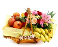 과일꽃바구니 333a