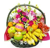 과일꽃바구니556