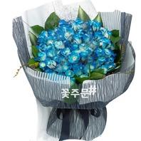 블루송 100송이다발(2-3일전예약)