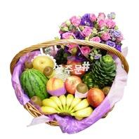 과일꽃바구니V