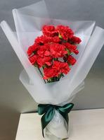 심플카네이션꽃다발
